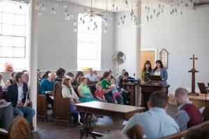 Becca Blake Ordination