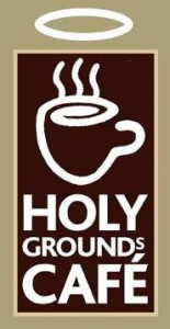 The Holy Grounds Cafe is located adjacent to Grace Presbyterian Church in Martins Ferry, Ohio.