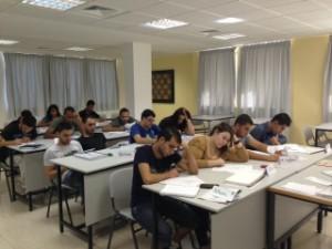 Sandi Hoover teaches English at the Dar al-Kalima University in Bethlehem.
