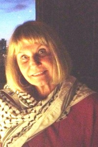Sandi Hoover of Kreutz Creek Presbyterian Church in Hellam, PA, is, among other things, helping to teach English at a college in Palestine.