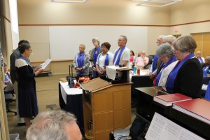 Eight commissioners were elected to serve on the Governing Commission after being nominated by the Executive Advisory Team at the June Synod Assembly Meeting.