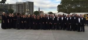 Pope Dumpson choir