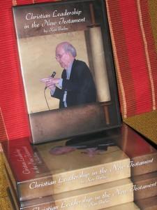 Ken Bailey DVDs-Stacked