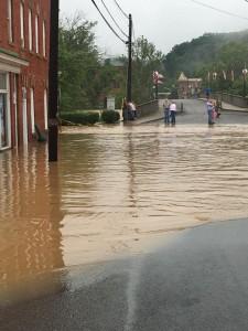 WV flood