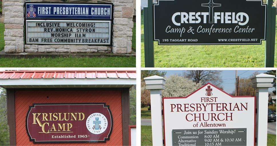 Regional signs crop