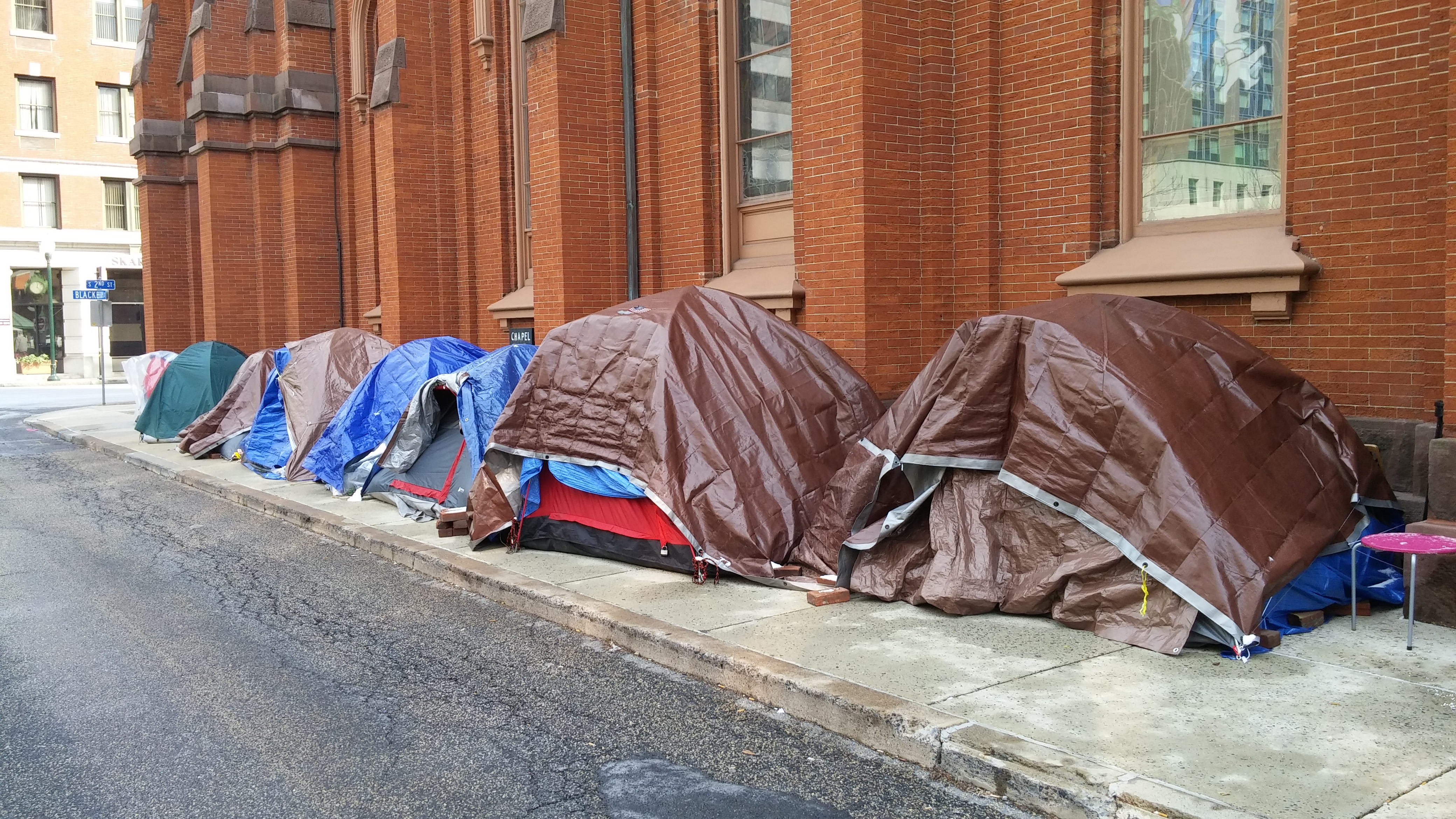 market square church comes to rescue of harrisburg homeless | synod