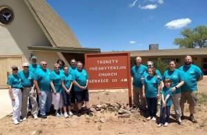 Navajo Synod Report