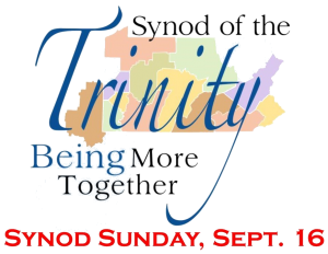 Synod Sunday transparent