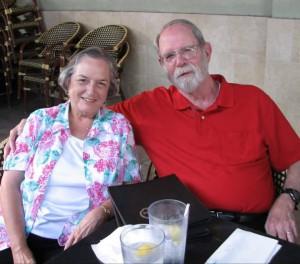 Jim & Polly Cushman