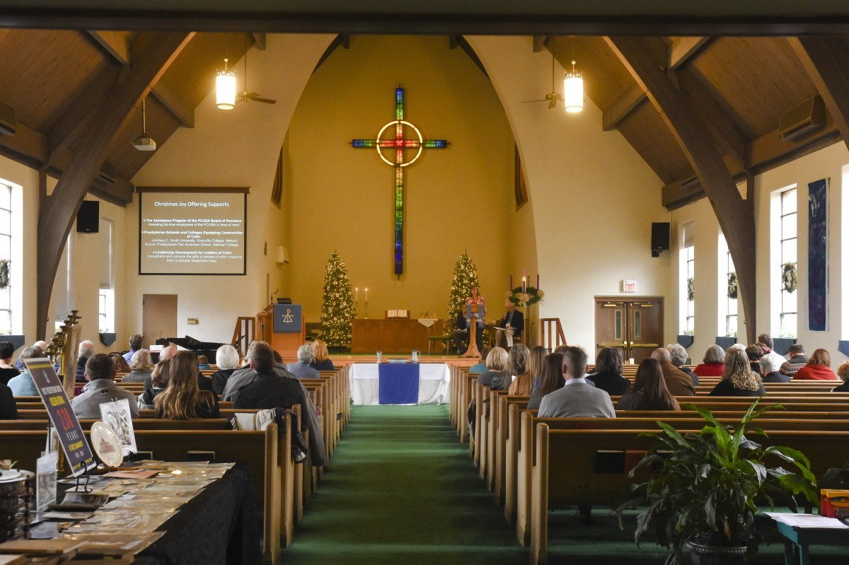 Anniversary helps First Church of Morgantown, WV, renew its