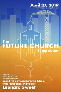 Future Church Poster pic