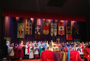 Joint Worship Service - Combined Choir