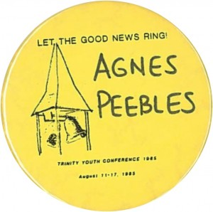 Agnes pin
