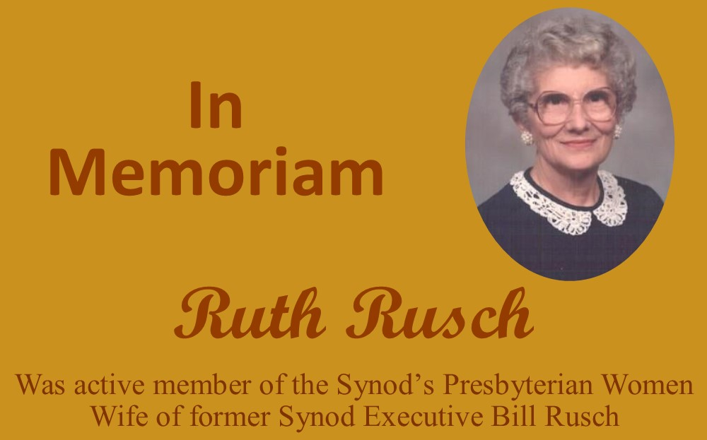 ruth rusch
